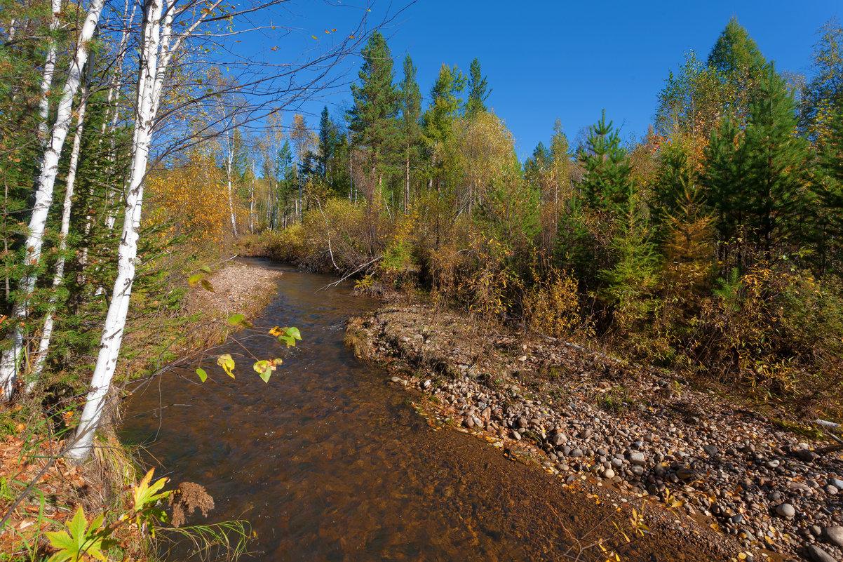 Малые реки России. Солонянка - Анатолий Иргл
