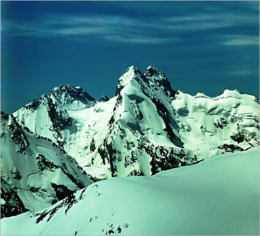 Вершина Ушба, Кавказ - Lmark