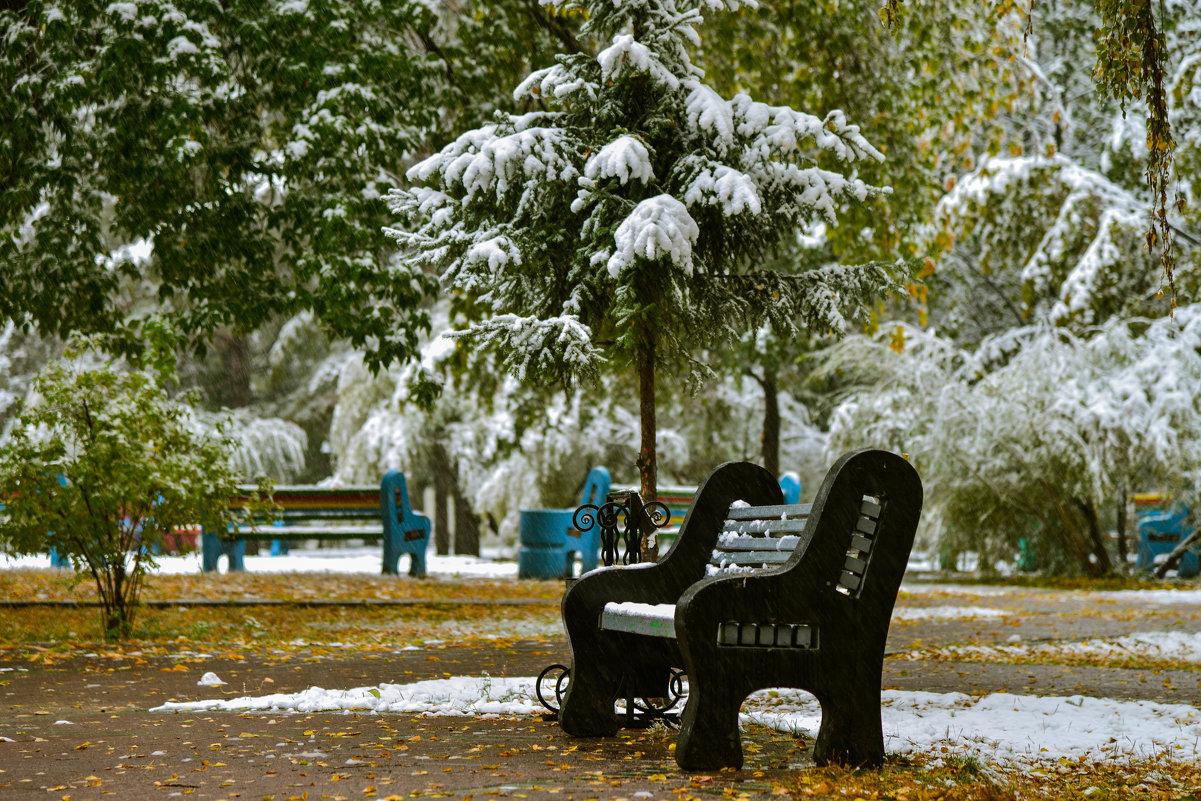 Осенний парк - cfysx