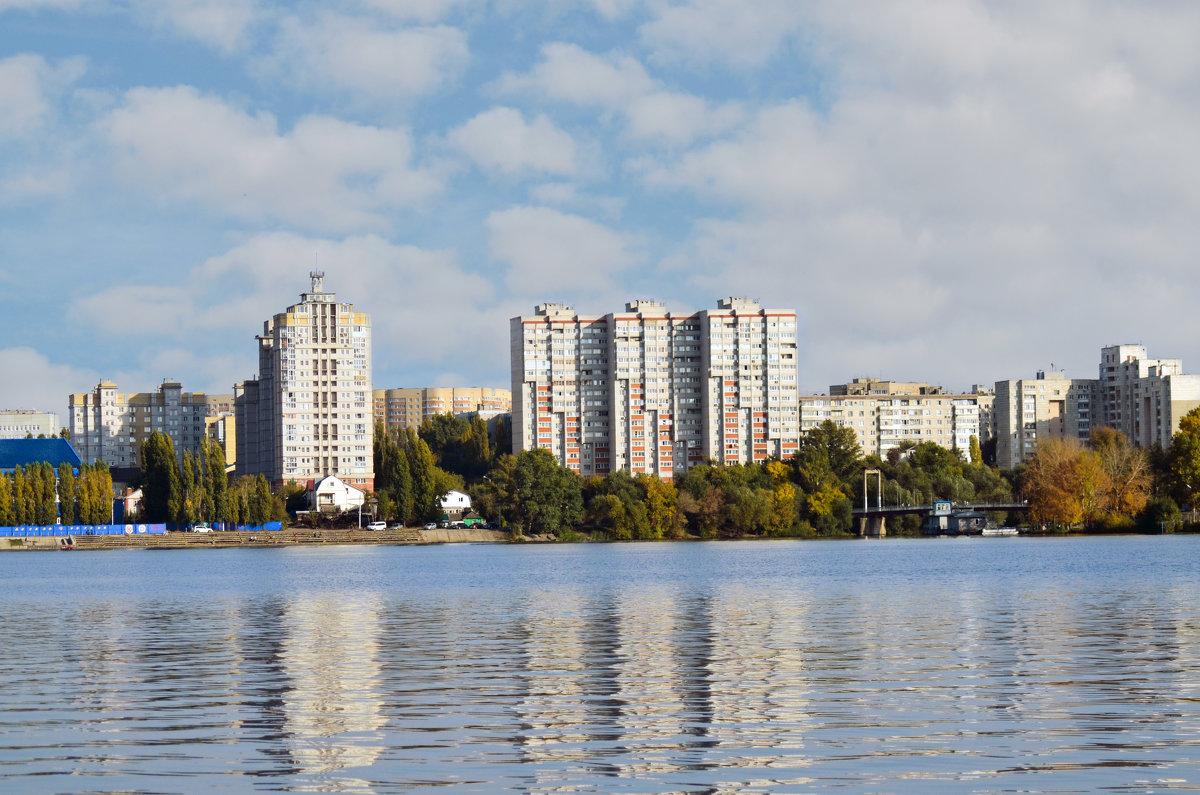 Воронеж. Город в котором живу... - Михаил Болдырев