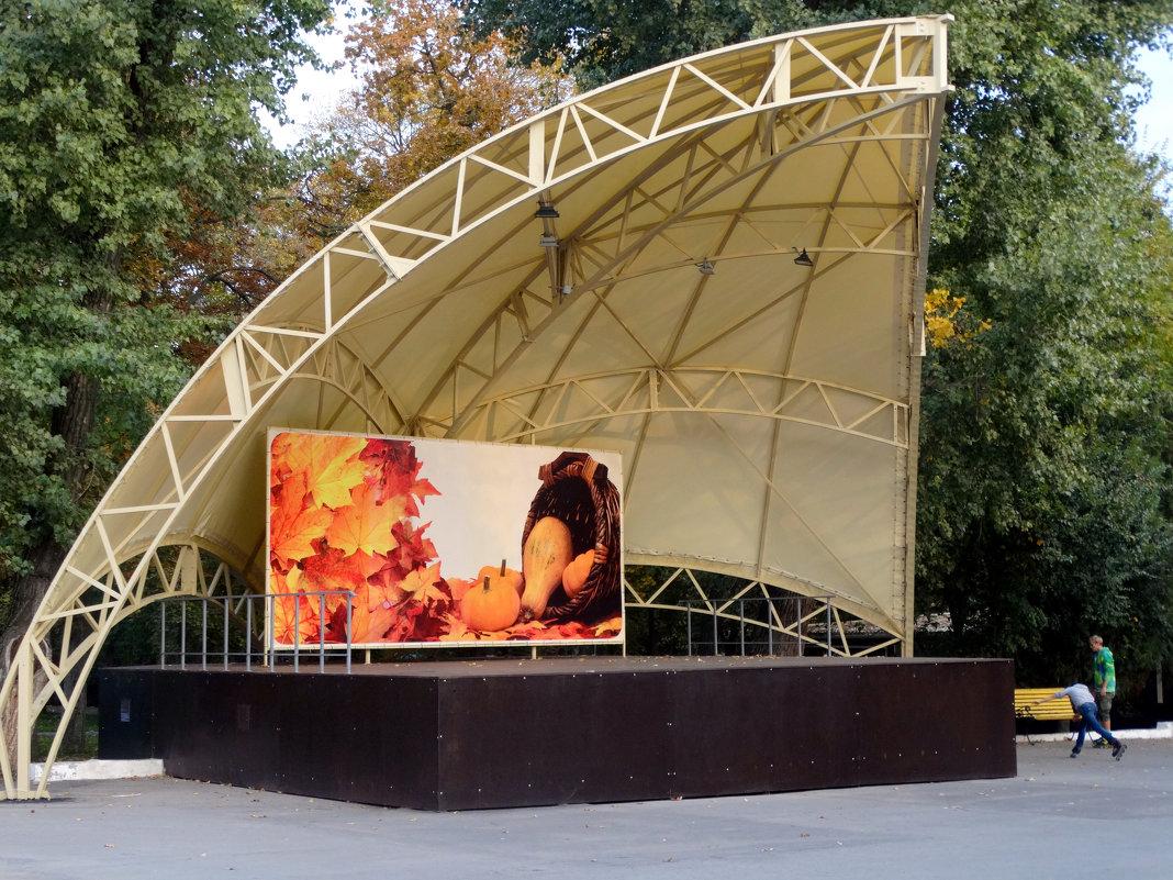 Осень в парке... - Тамара (st.tamara)