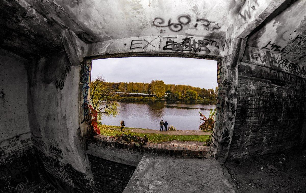 Взгляд изнутри - Роман Шершнев
