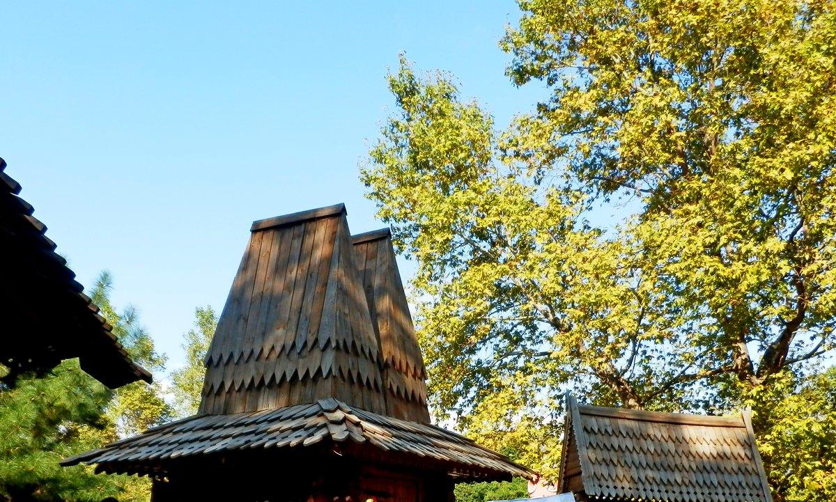 крыши - Люша