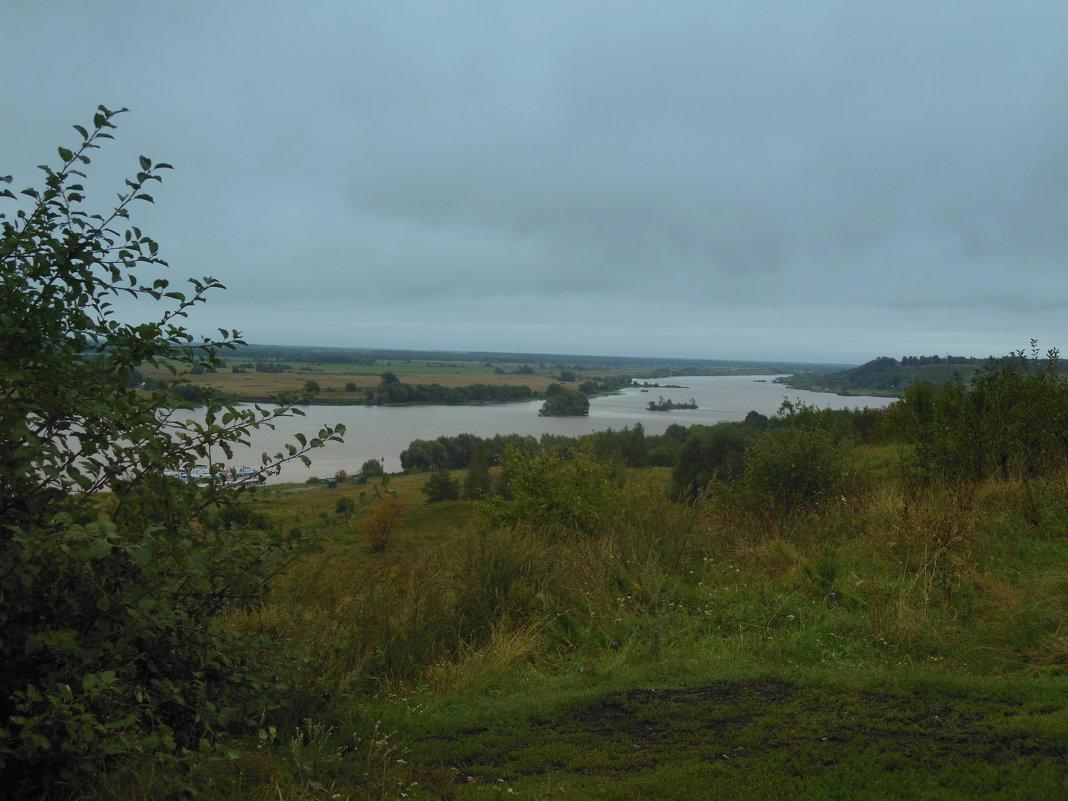 Река Ока - Татьяна