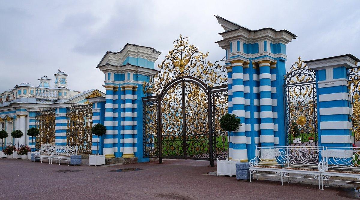 Исторические ворота - Ирина Шурлапова