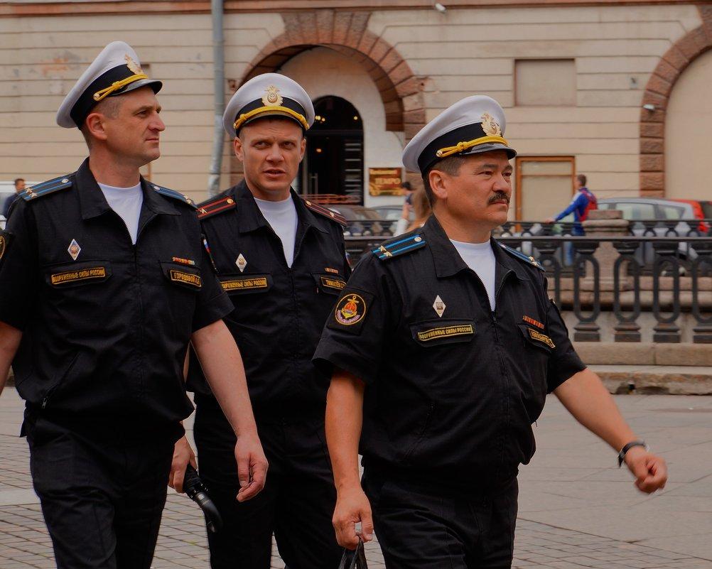 Бравые моряки - Ирина Шурлапова