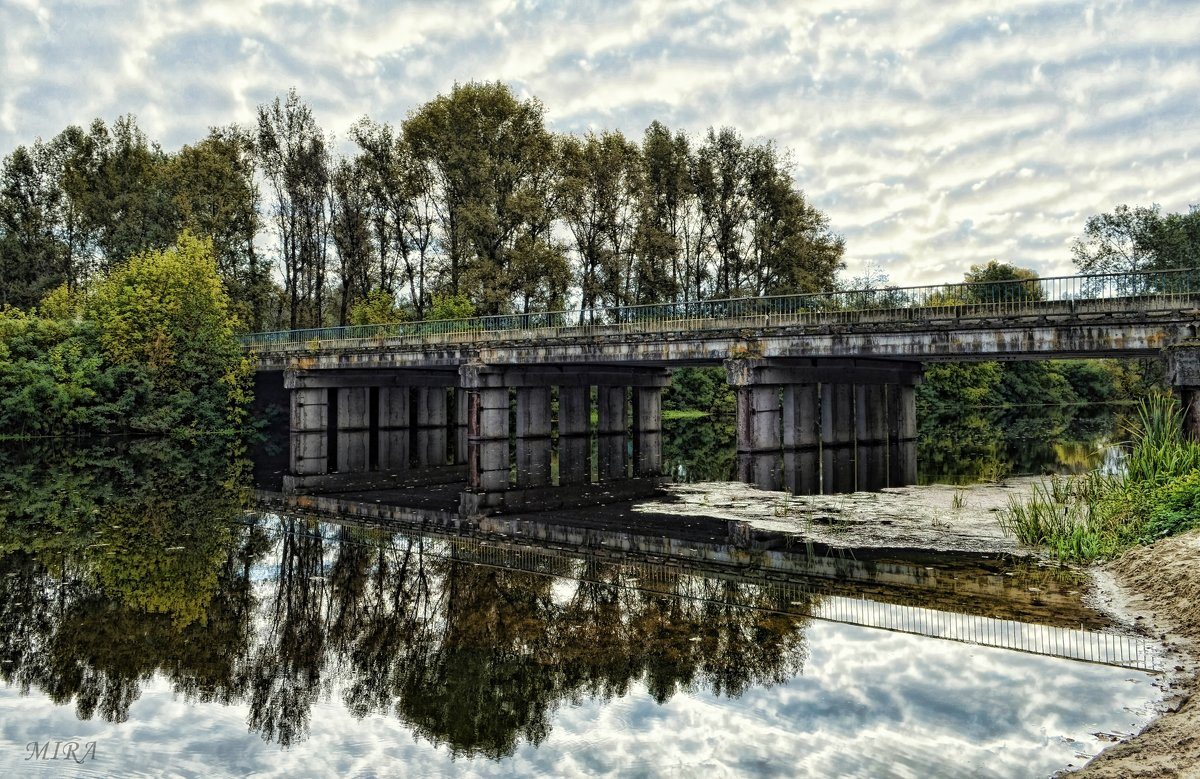 Старый мост... - *MIRA* **