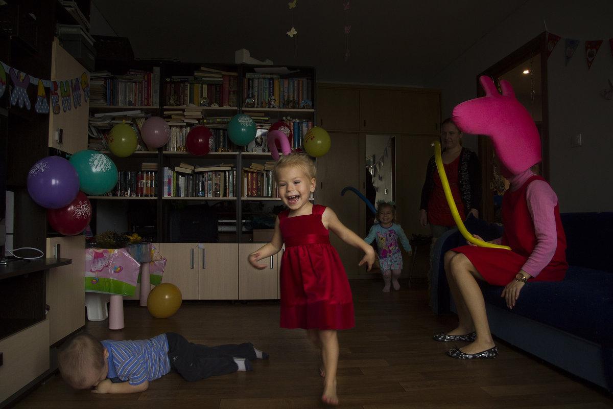 Счастливый День Рождения! - Юля Колосова