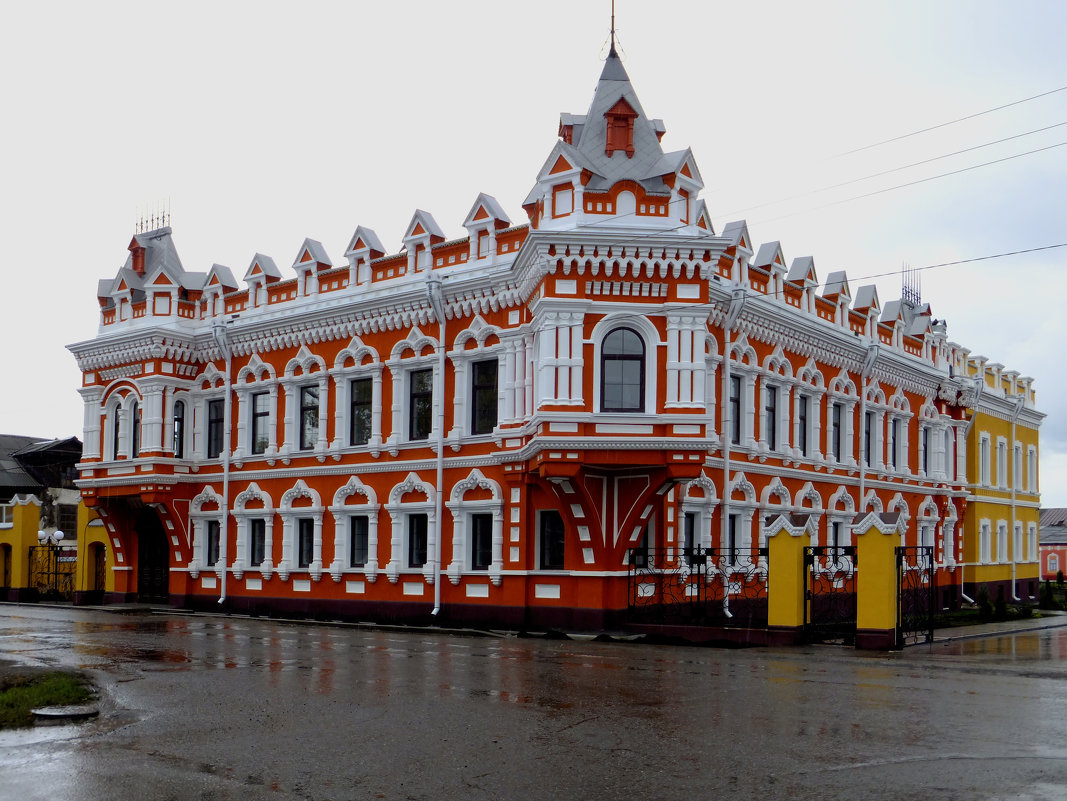 После реставрации - Алексей Golovchenko