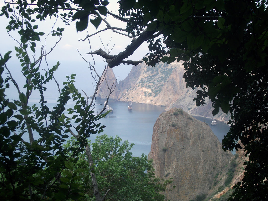 яшмовый пляж Севастополь - Роза Бара