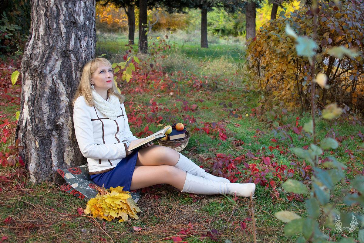 Осень - это пора,  Когда особенно хочется уюта и тепла... - Райская птица Бородина