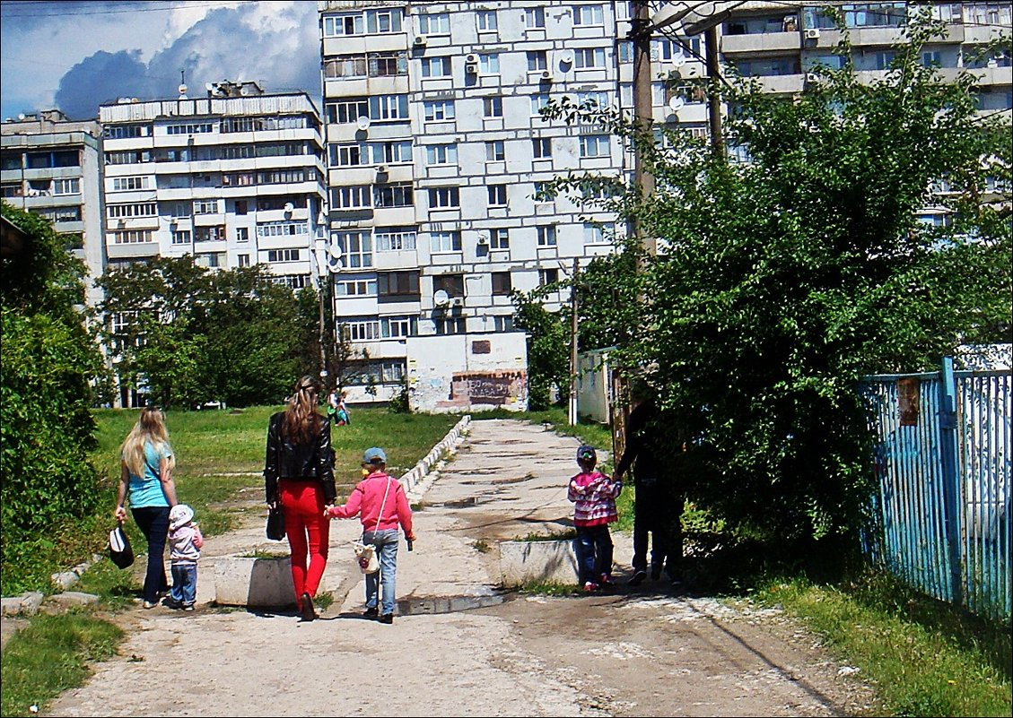 Дочки-матери - Нина Корешкова