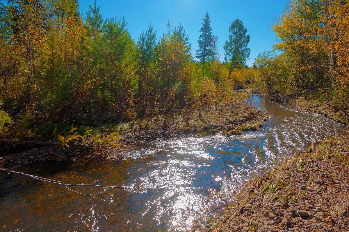 Малые реки России - Анатолий Иргл