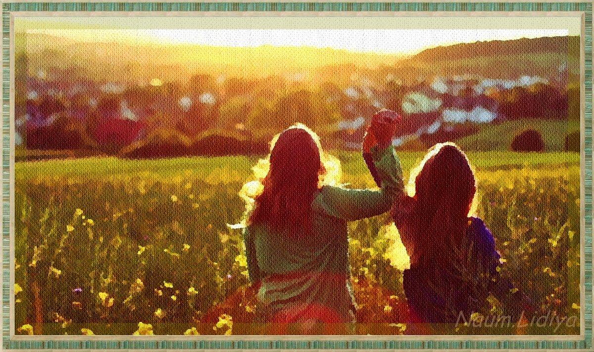Провожая солнце - Лидия (naum.lidiya)