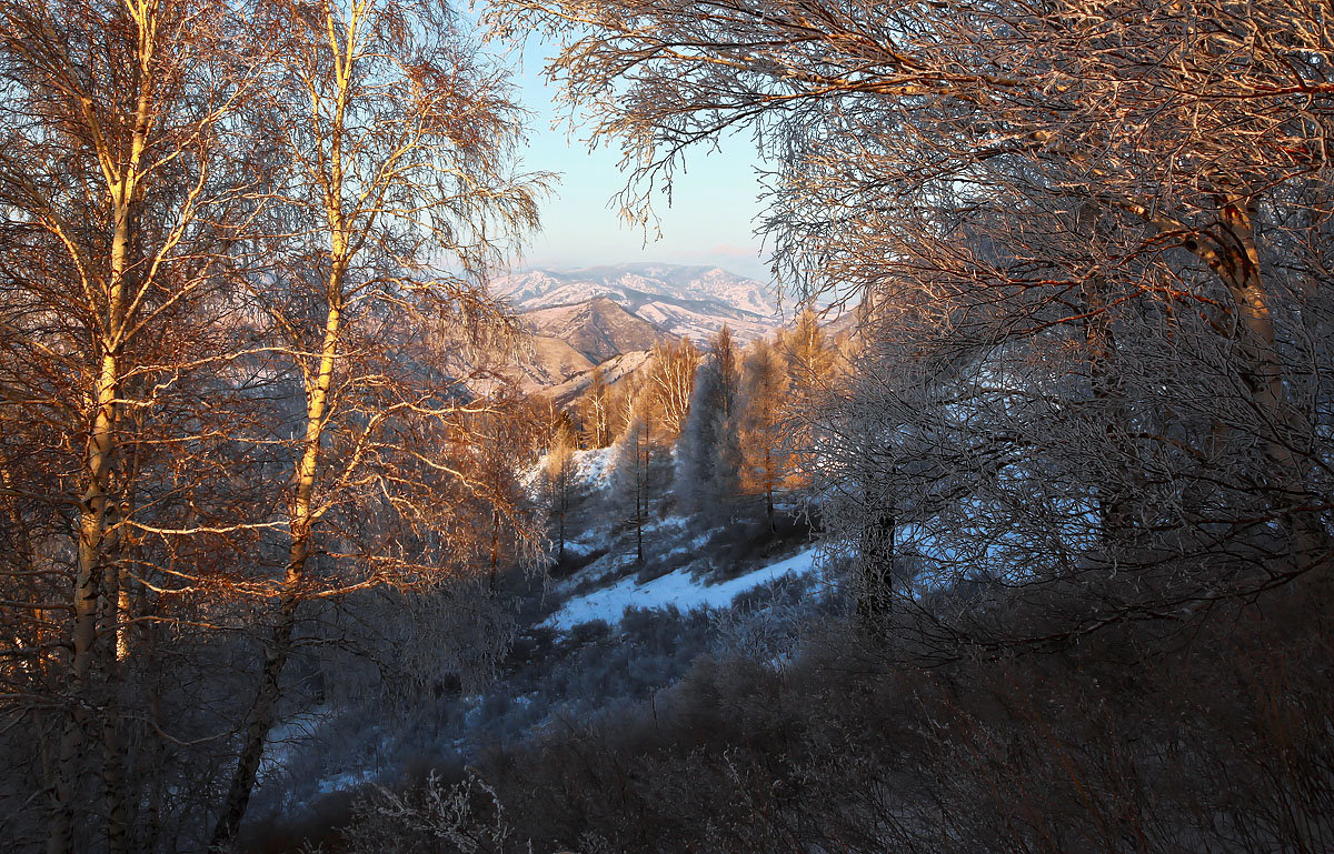 На горы зимние, взор Ваш, пусть неутомимым будет 9 - Сергей Жуков