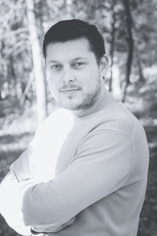 автопортрет) - Алексей Скочигоров