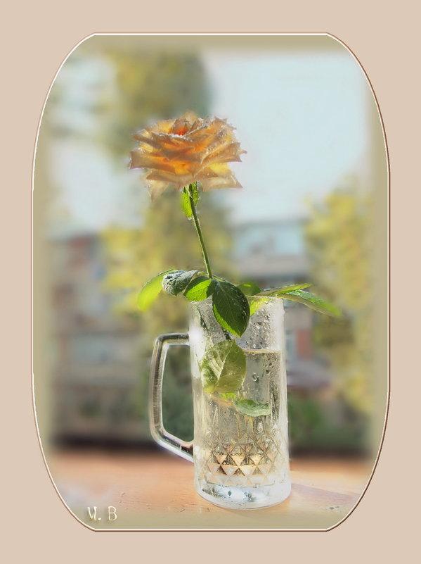 Акварели осень пишет, отмывая краски лета... - Людмила Богданова (Скачко)