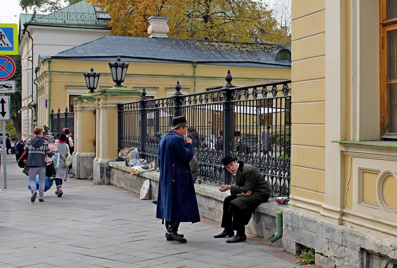 Снимается кино - 4. - Владимир Безбородов