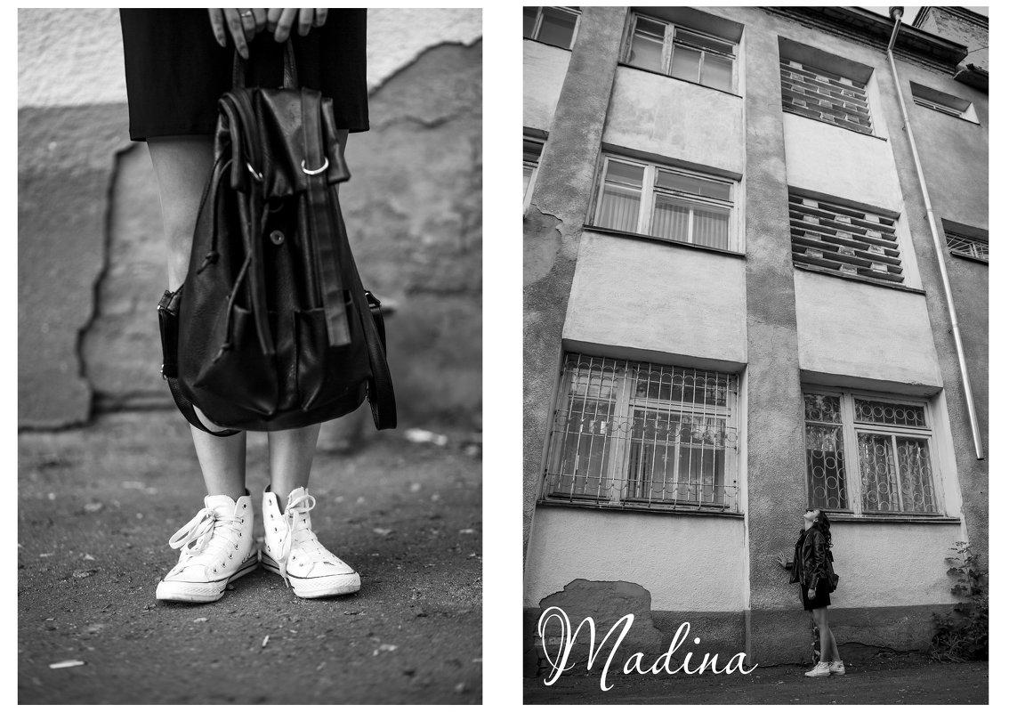Фотопрогулка с Мадиной - Светлана Голик