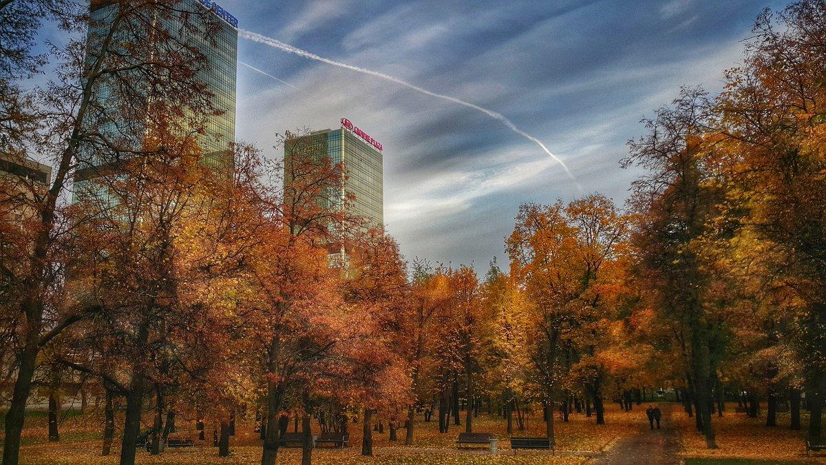 Осень пришла в Москву - Александр Nik'Leme