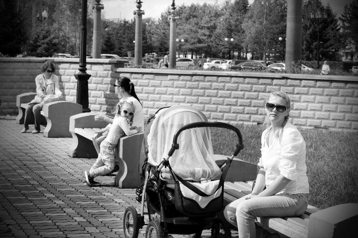 Из альбома С фотоаппаратом по городу - Владимир Шехтер