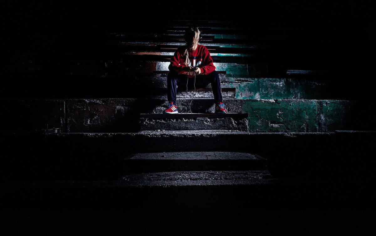 Are you afraid of the dark? - Олег Малыхин