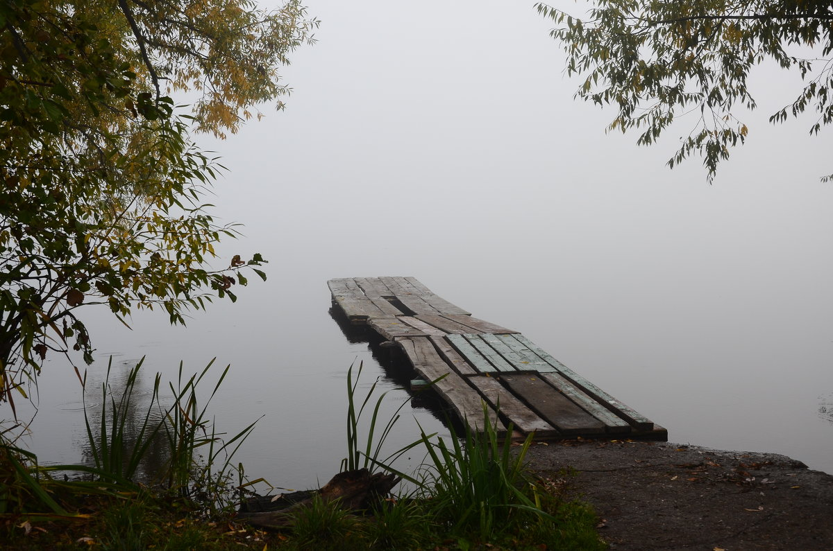 ...Утро туманное,утро седое - Рудаков Сергей