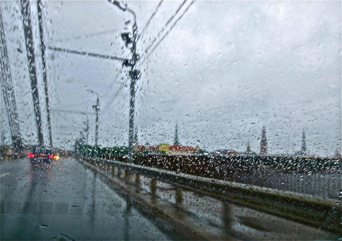 дождливая Рига - Елена