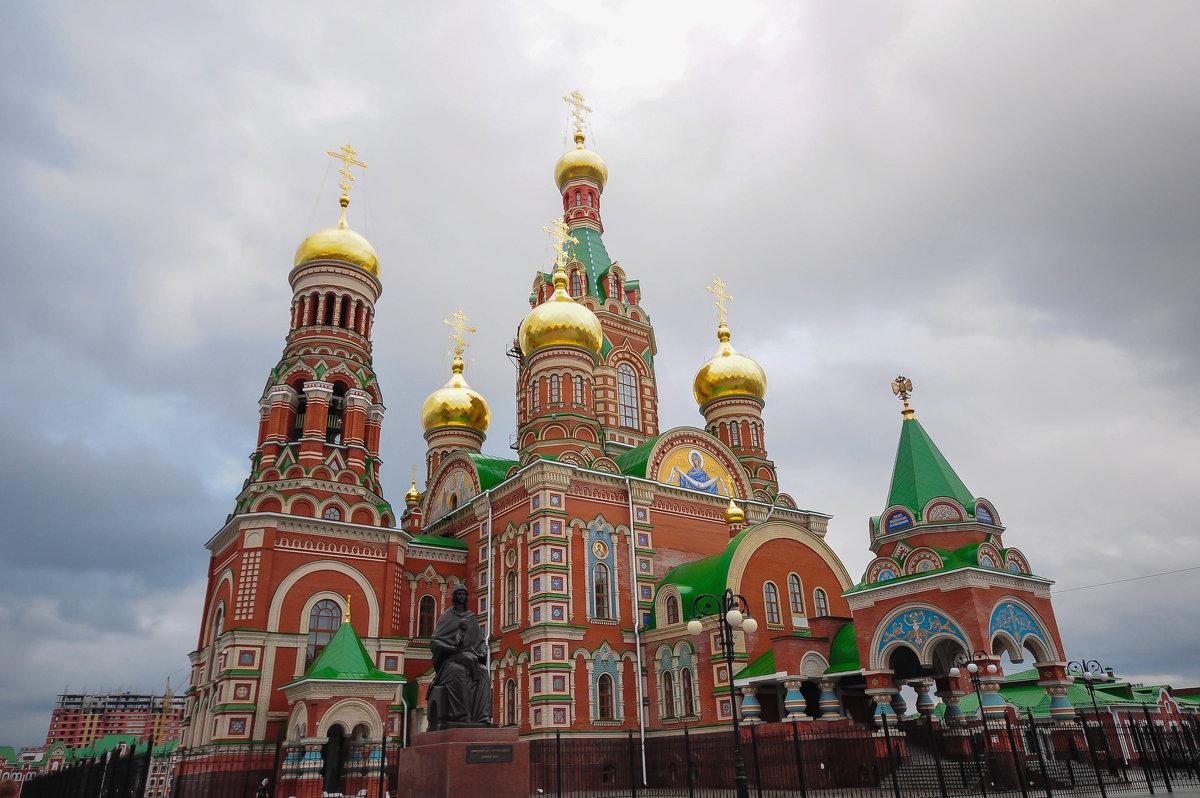 Красивый центр Йошкар-Олы - Сергей Тагиров