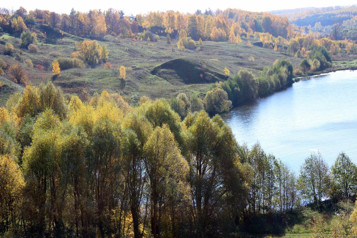 У залива - Ольга