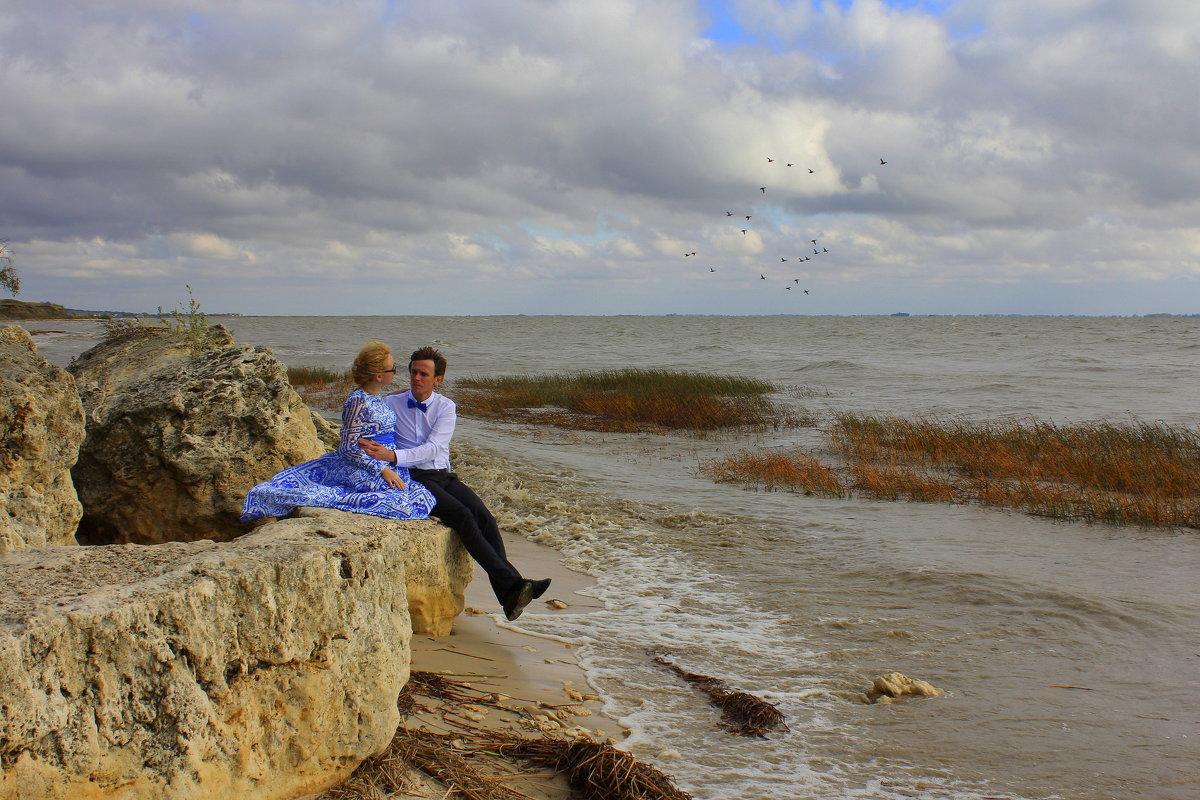 Любовь и море - оксана косатенко