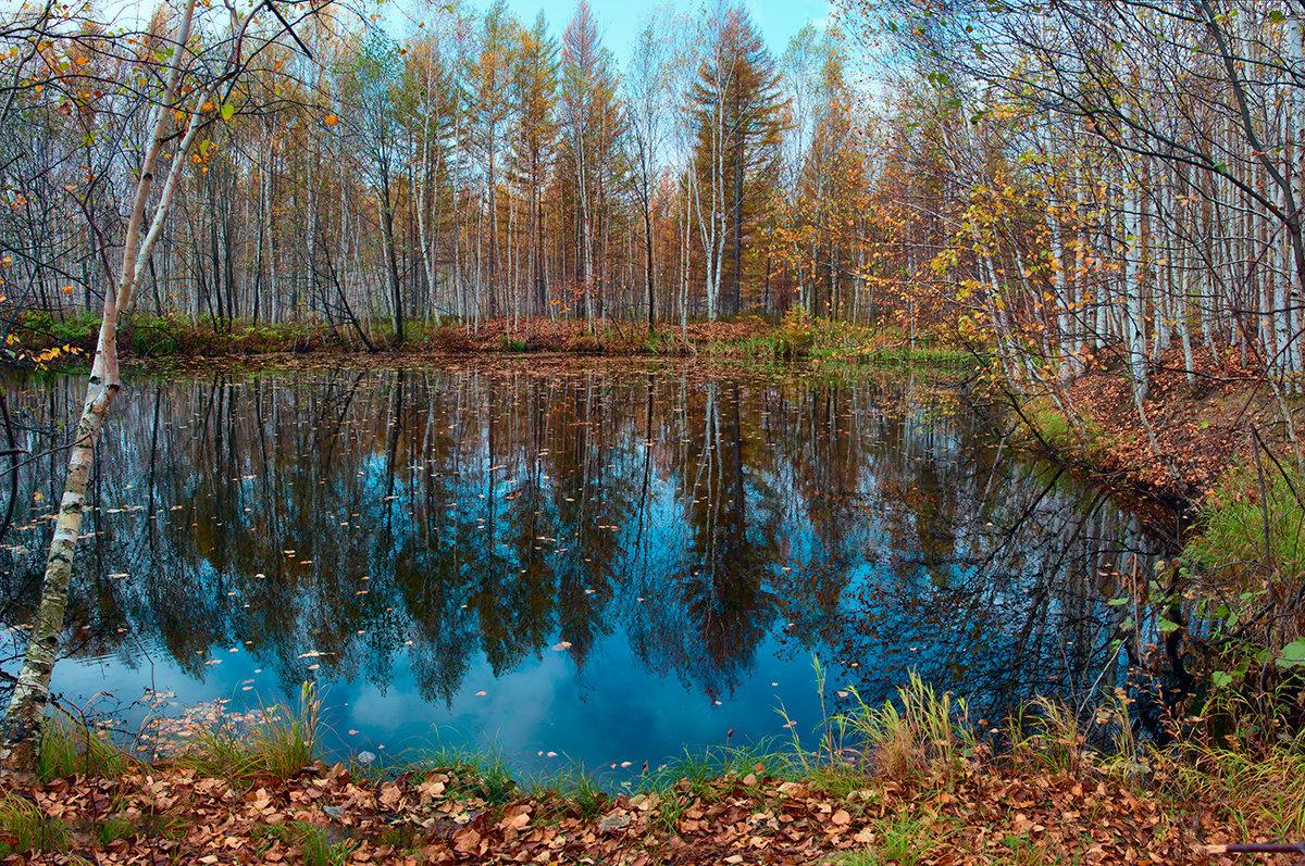 Осень - Поток