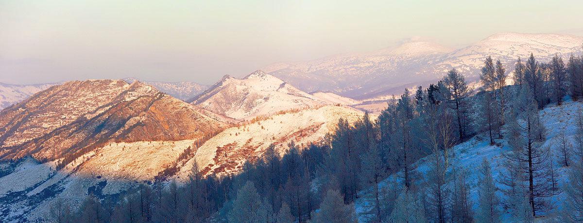 На горы зимние, взор Ваш, пусть неутомимым будет 12 - Сергей Жуков