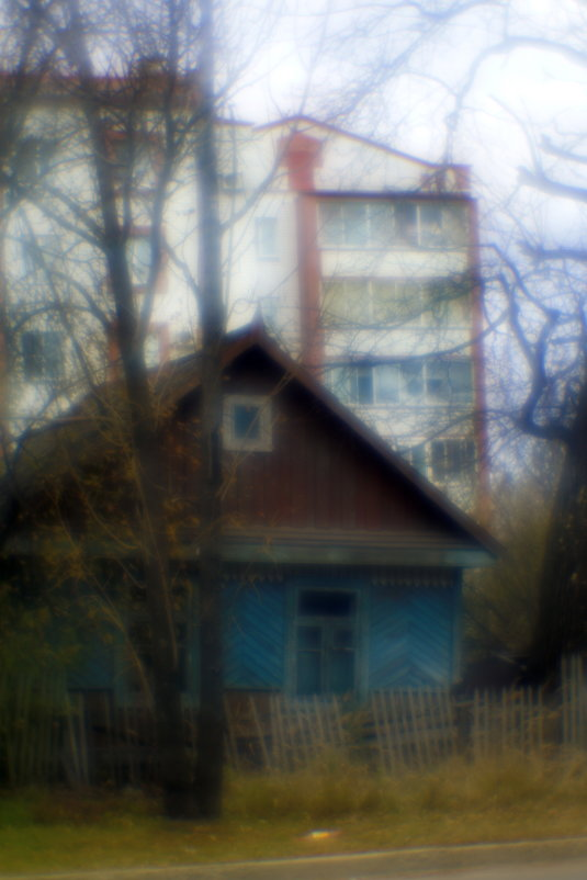 "Из альбома ""Монокль"" - Владимир Шехтер"