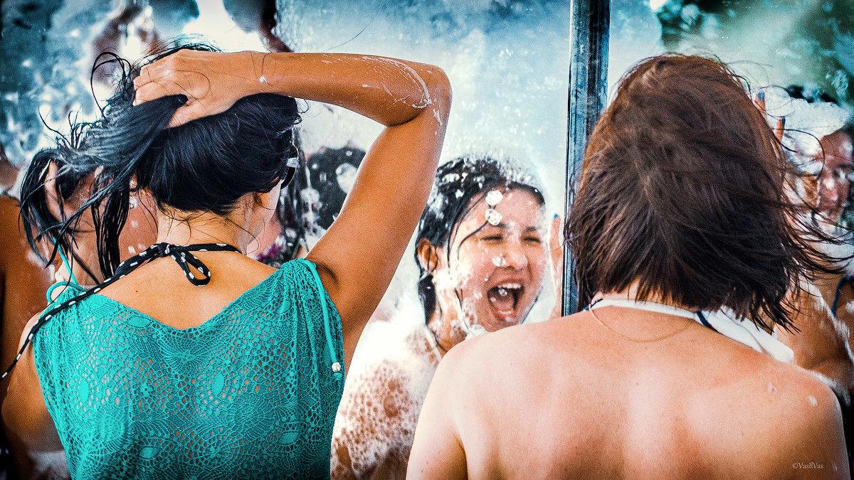 Foam party - Илья В.