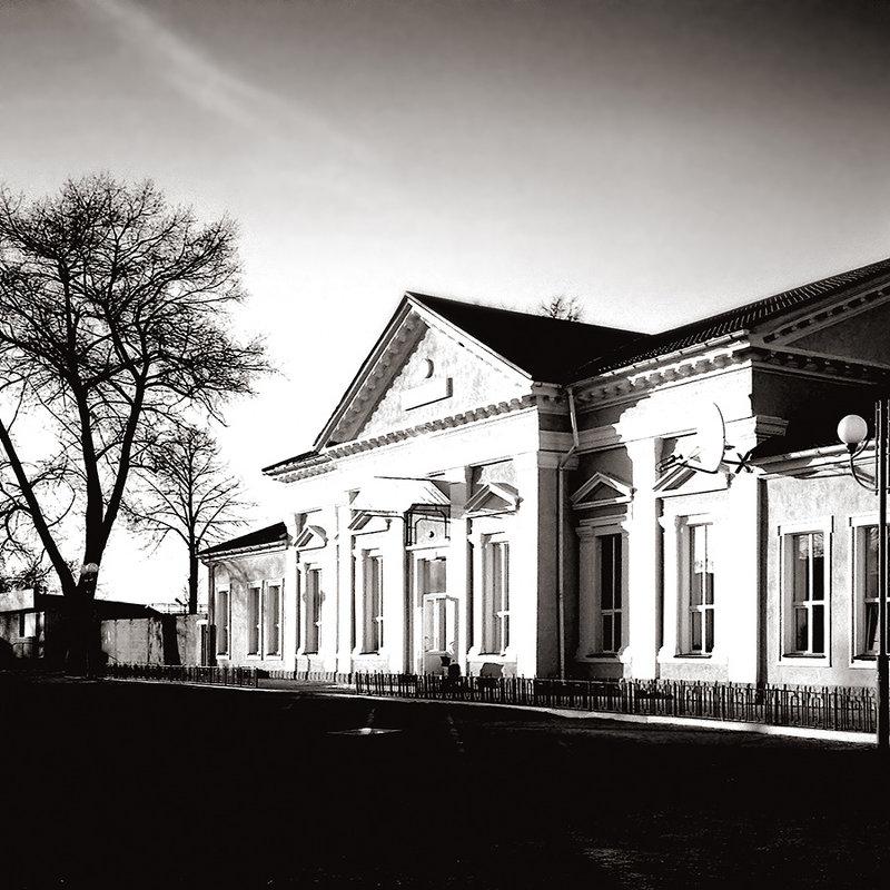 Солнечный вокзал. - Андрий Майковский