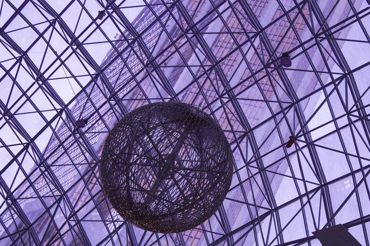 Лиловый шар - Ильяс