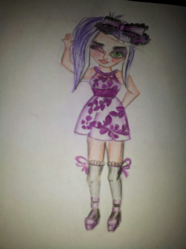 Мой рисунок - Мария Владимирова