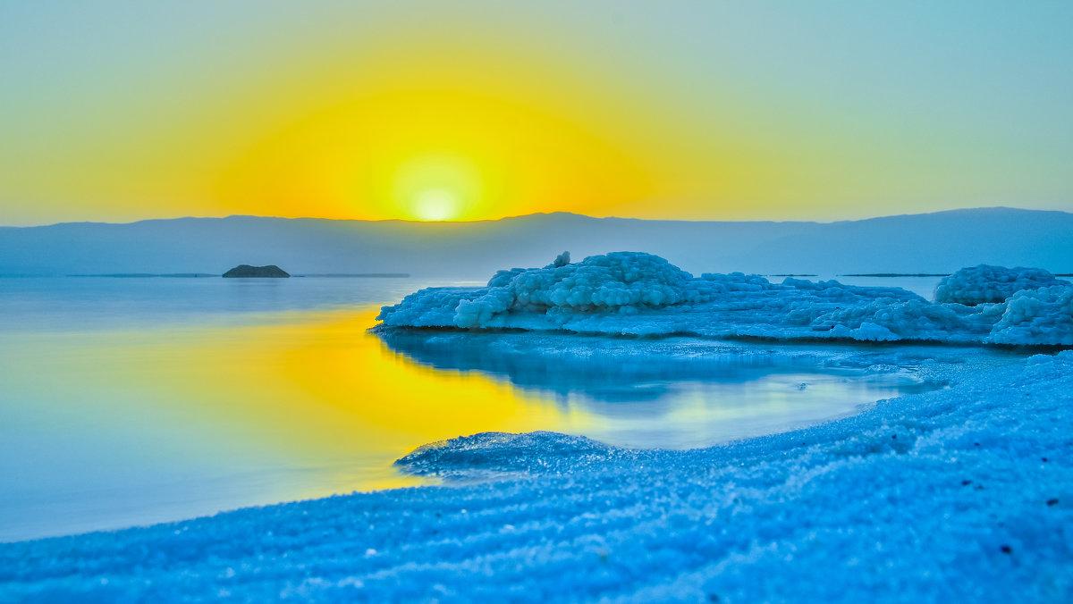 У самого Мертвого моря - Cтанислав Сас