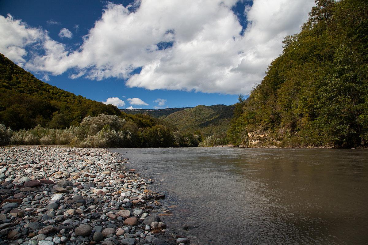 река Белая - Игорь Гарагуля