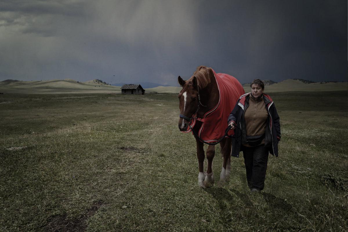 Возвращение - Наталия П