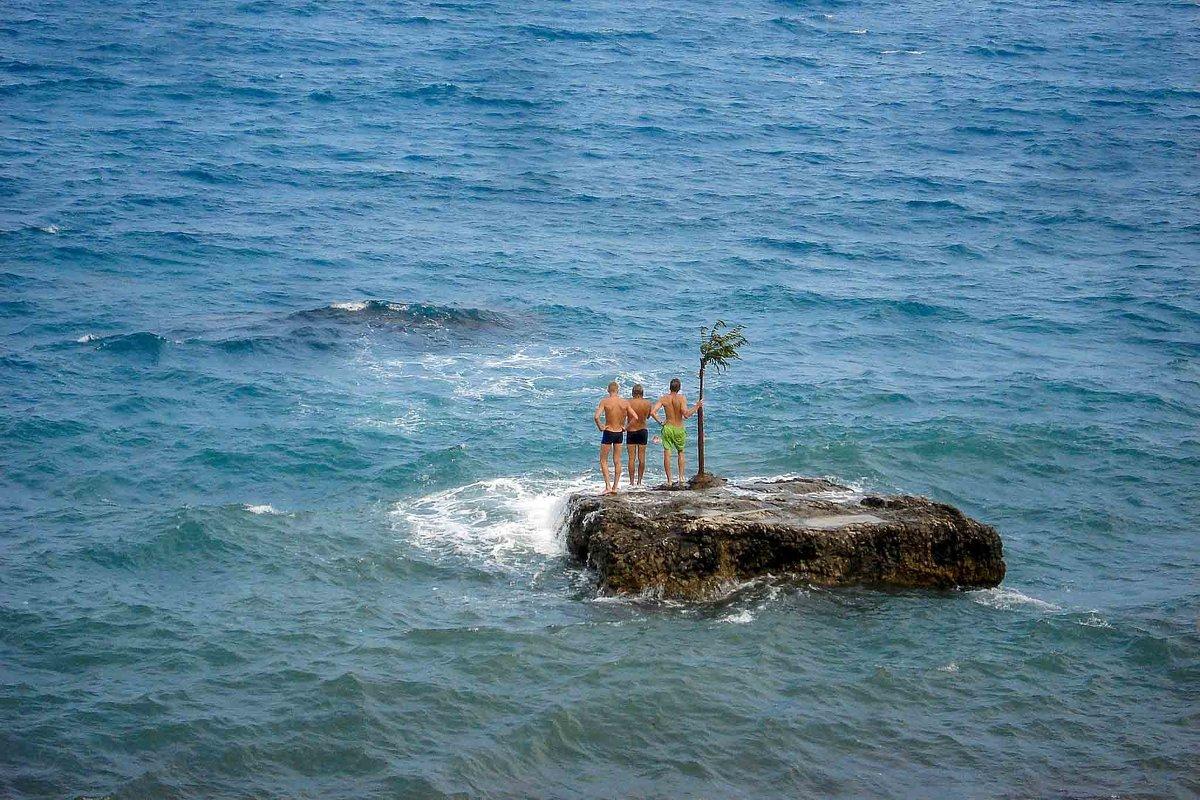 Необитаемый остров - Ольга
