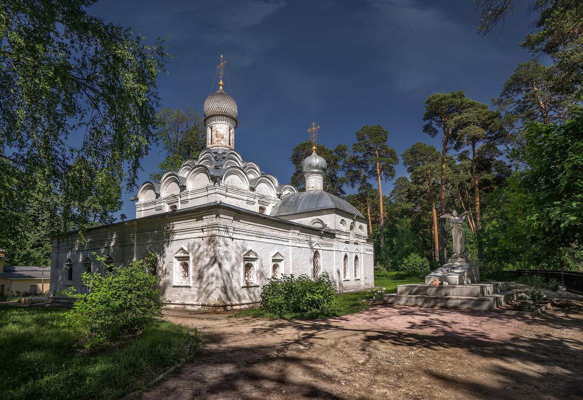 Церковь Михаила Архангела - mila