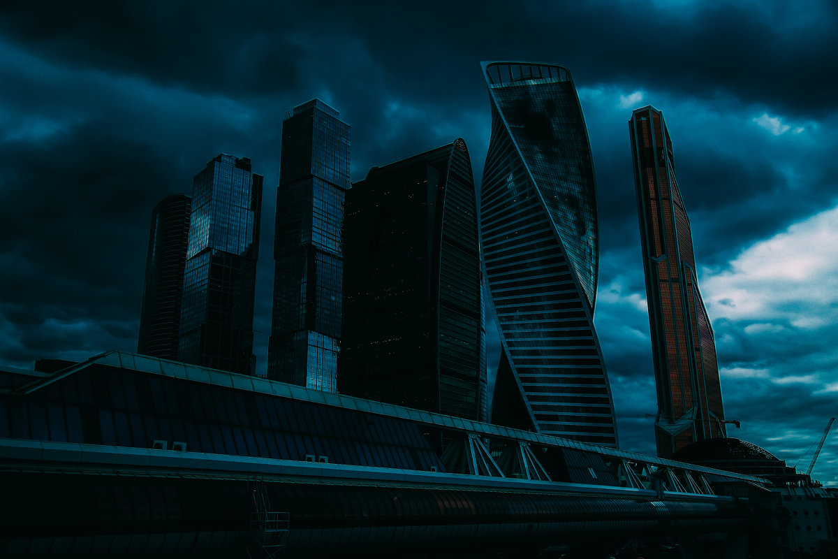 Москва-Сити - Roman Pautov