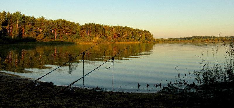 Рыбалка - Михаил Цегалко