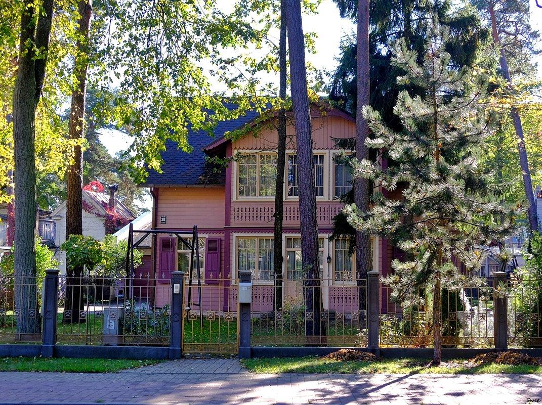Юрмала Латвия - Swetlana V