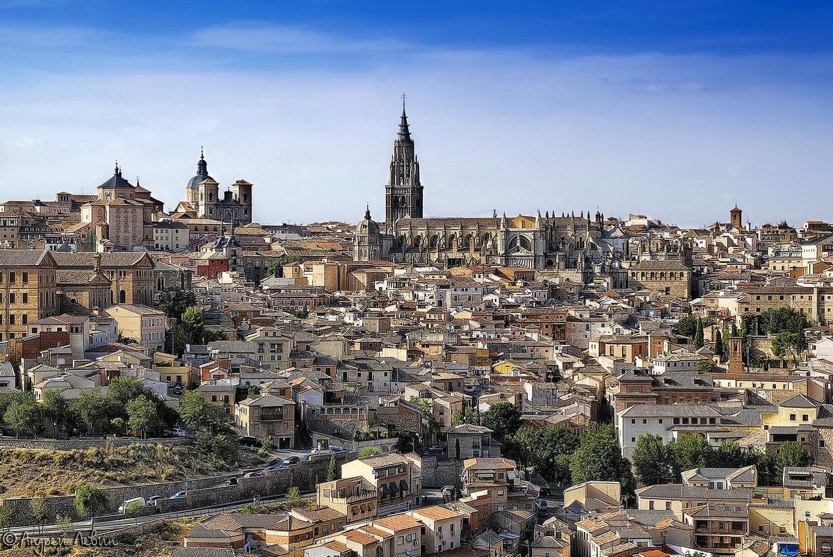 Испания. Гуляя по Толедо - Андрей Левин