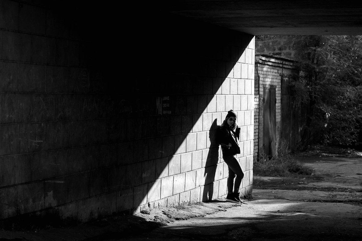 черно-белое кино... - Олеся