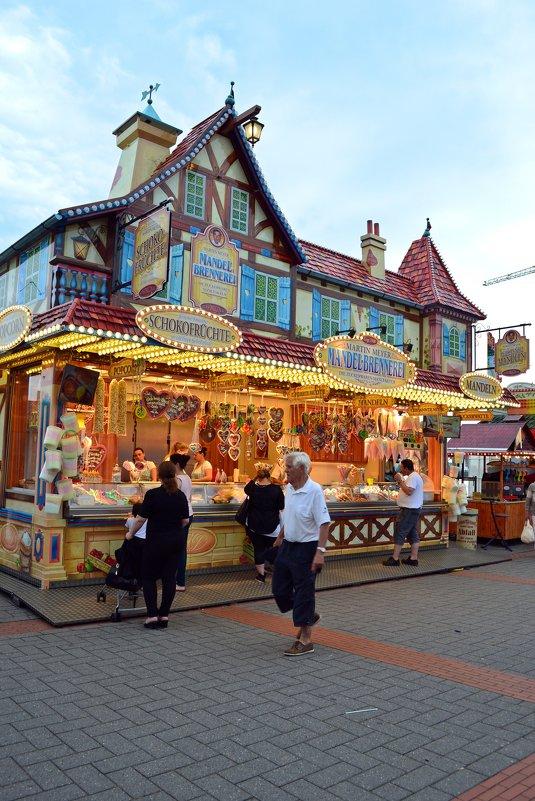 Ярмарка в Вильгельмсхафене - Ольга