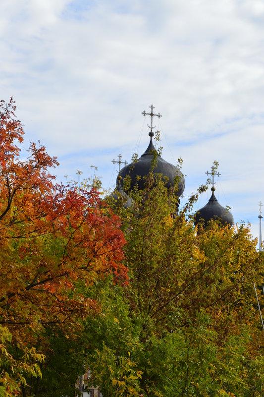 Осень! - надежда
